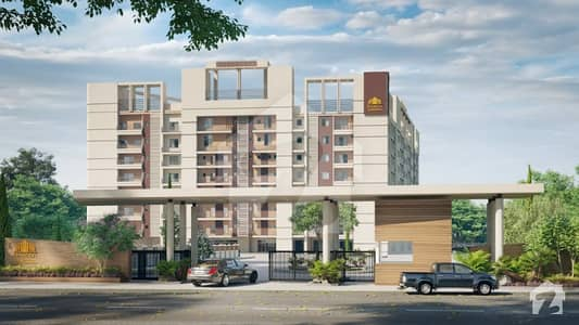 Service Apartment For Sale In Pace Circle