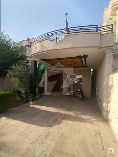 13.5 Marla Double Storey House For Sale