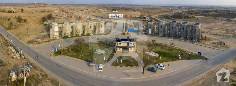 7 Marla Residential Plot Is Available For Sale In Blue World City Overseas Block
