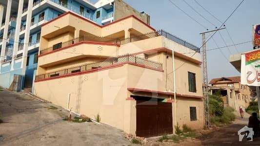 مری روڈ اسلام آباد میں 5 کمروں کا 8 مرلہ مکان 1.15 کروڑ میں برائے فروخت۔