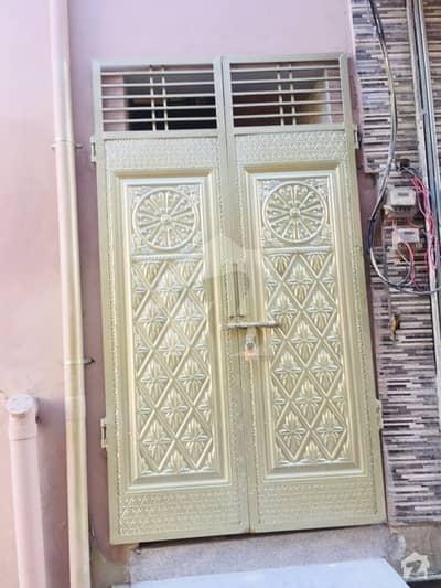 Quid e Azam Colony-Lane#3 - Near Gulzar Masjid - Double Storey House