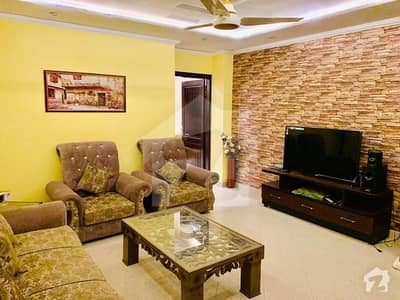 Fully Furnished 1 Bedroom Apartment For Rent In Bahria Town