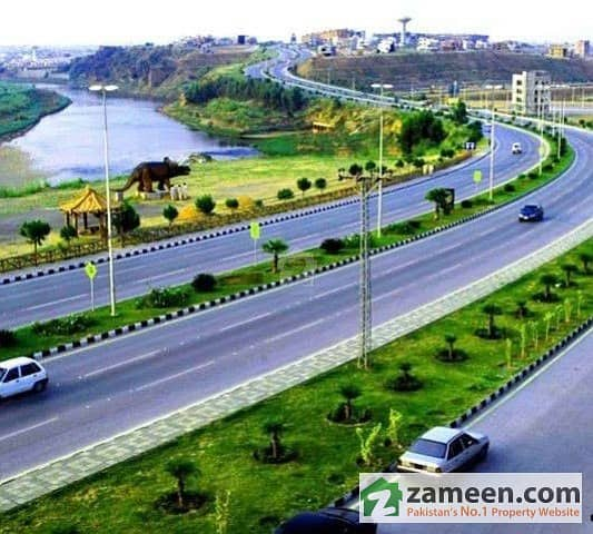 Bahria Town Rawalpindi: 2 Bed Luxury Apartment For Sale River View Commercial