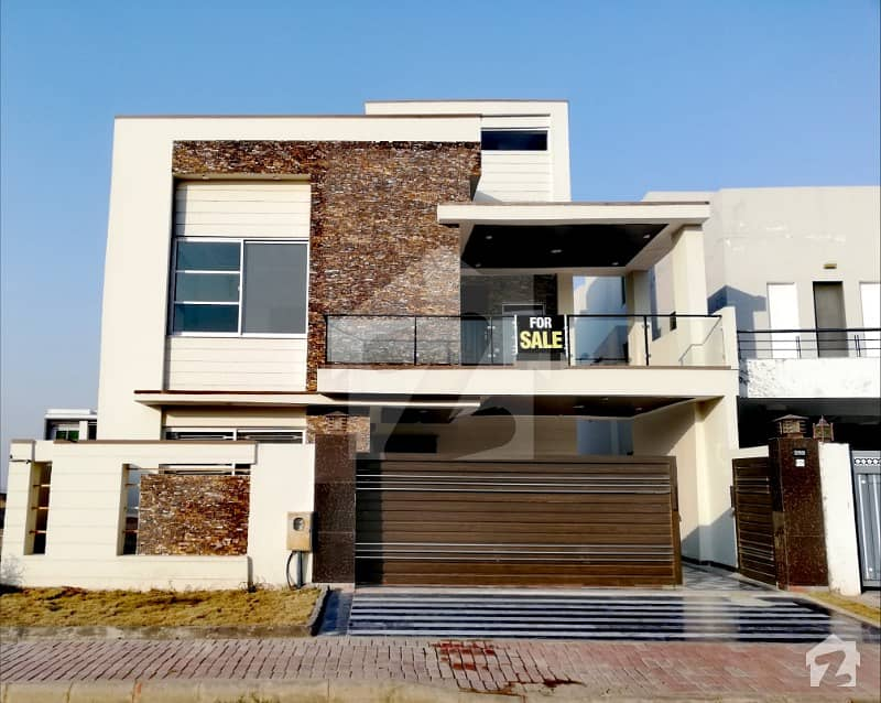 10 Marla Brand New House For Sale Bahria Town Phase 8 Sector F1 Block Rwp