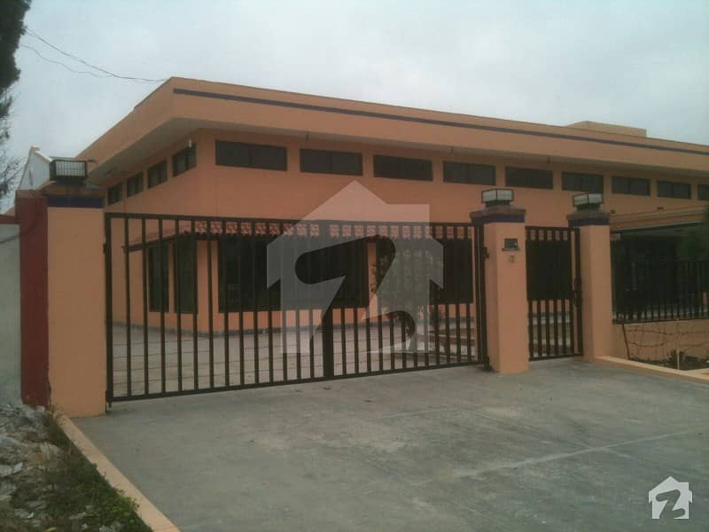 100x300 Sq Feet Good Constructed Factory In Kahuta Triangle Industrial Area Islamabad