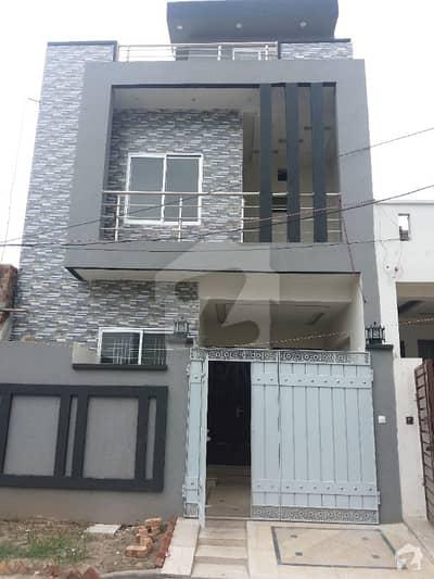 House For Sale A Block Al Rehman Gardens Phase Ii