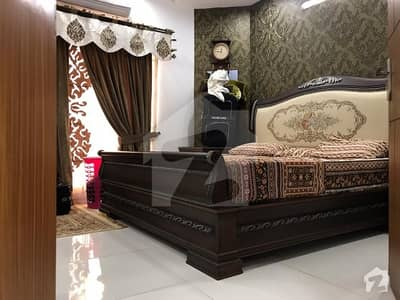 Usman Block 7 Marla Brand New Fully Furnished House In Bahria Town Phase. 8