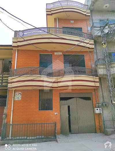 Beautiful Built House For Sale In Ameen Town