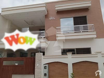 10 Marla Brand New Double Unit Furnished House Sale