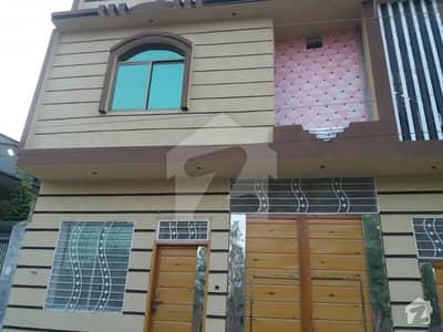 ورسک روڈ پشاور میں 4 کمروں کا 3 مرلہ مکان 65 لاکھ میں برائے فروخت۔
