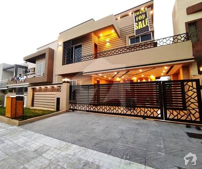 D Block 10 Marla Brand New Luxury House For Sale