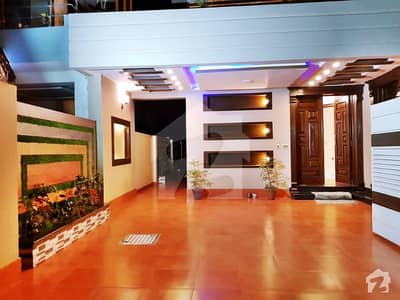 10 Marla Brand New Bungalow For Sale In Bahria Town Sector C