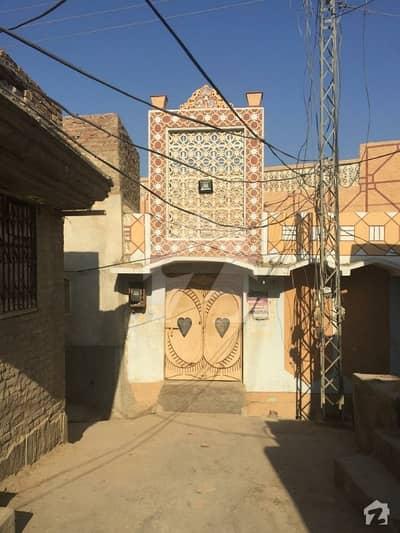 منگو سٹی حیدرآباد - میرپورخاص روڈ ٹنڈو الہ یار میں 7 کمروں کا 14 مرلہ مکان 85 لاکھ میں برائے فروخت۔
