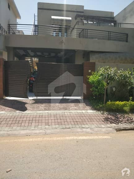 Bahria Town Rwp 10 Marla Double Unit House For Sale In Phase 4