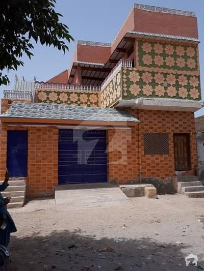 House For Sale At Aftab Colony Ghotki