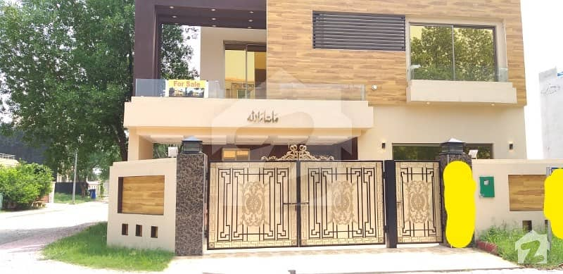 11 Marla Luxury House For Sale Overseas B Extension Bahria Town Lahore