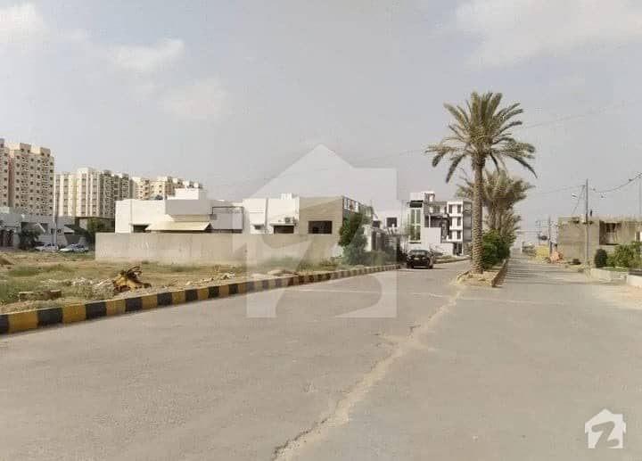 120 Sq Yard Plot File Near Main Entrance Contact Directly With Owner Fixed Price