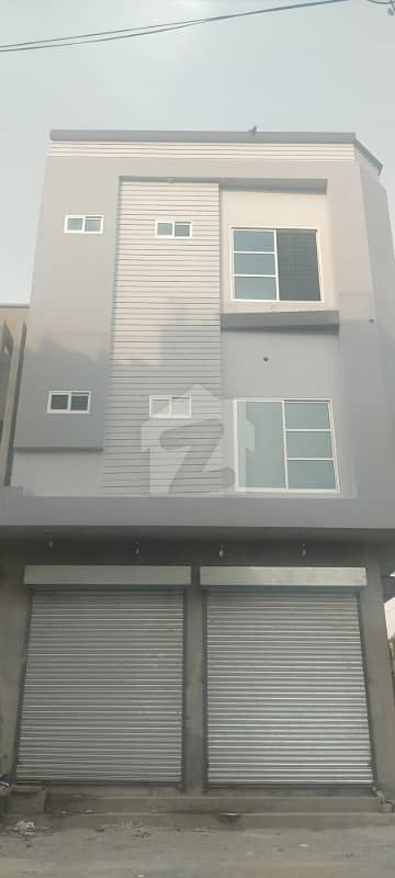 3.5 Marla New Building House Available For Rent