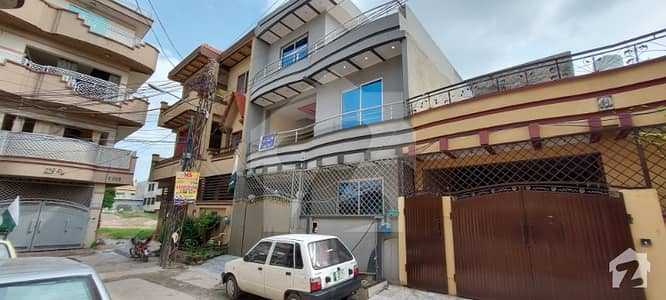 5 Marla Triple Storey Triple Unit House For Sale Water Bor Electricity And Gas