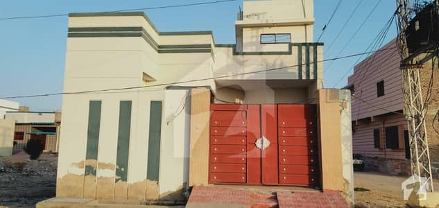 120 Sq Yards Corner Single Story Bungalow Available For Sale