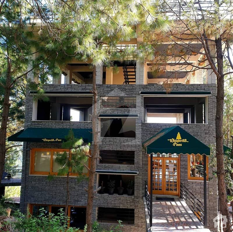 Furnished Flat Is Available For Sale In Whispering Pines Resorts Pir Sohawa Islamabad