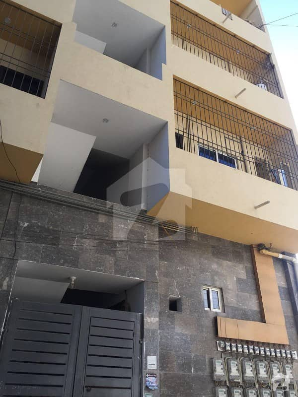 DHA phase 6 Ittehad commercial 2 bedrooms apartment 1st floor slightly use for sale