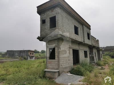 2 Marla Corner Structure House For Sale Bhara Kahu Islamabad