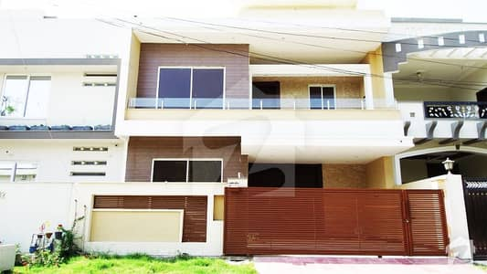 9-Marla Luxury Double Storey Home In The Most Secure Locality In CDA Sector D-17 Islamabad