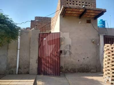 جوہر ٹاؤن بہاولپور میں 2 کمروں کا 3 مرلہ مکان 22 لاکھ میں برائے فروخت۔