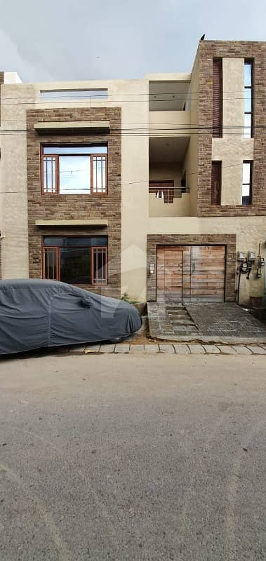 120 Sq Yard Ground Portion For Rent In DHA Phase 7 Extension Karachi - Direct With Property Owner