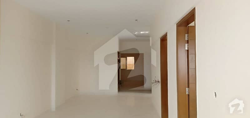 Out Class Flat Is Available For Sale In Clifton Block 9