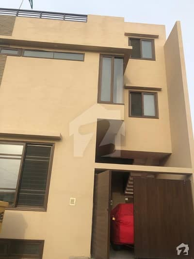 Brand New 100 Sq Yd Bungalow With Basement Is Up For Sale In DHA Phase 7 EXT