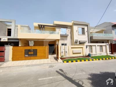10 Marla Brand New Spanish House At Hot Location In Most Executive Place