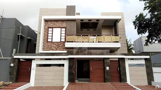 300 Square Yards Brand New Double Storey House For Sale