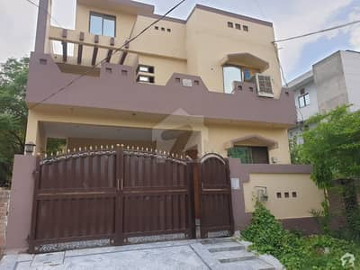 10 Marla Double Unit 4 Bed Attach Bath Solid Construction Good Opportunity For Investment