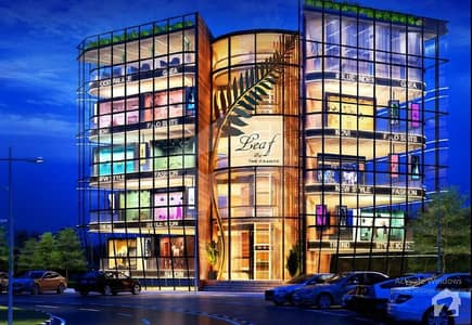 1388 Sq Ft Shop Available For Booking In Leaf By The Grande