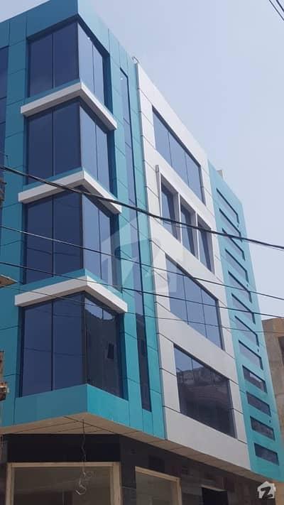 Brand New Three Side Corner Owner Built Building For Sale