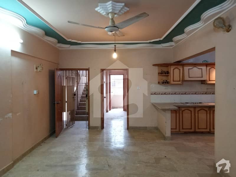 3 Bed Lounge Well Maintained Portion For Rent Nazimabad 3