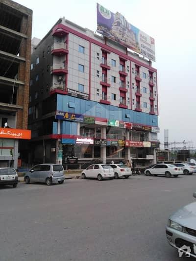 گلبرگ اسلام آباد میں 2 کمروں کا 3 مرلہ فلیٹ 58 لاکھ میں برائے فروخت۔