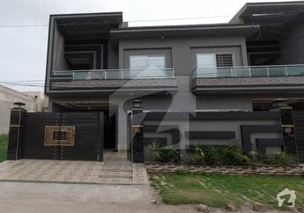 10 Marla House For Sale In D Block Of PIA Housing Scheme Lahore