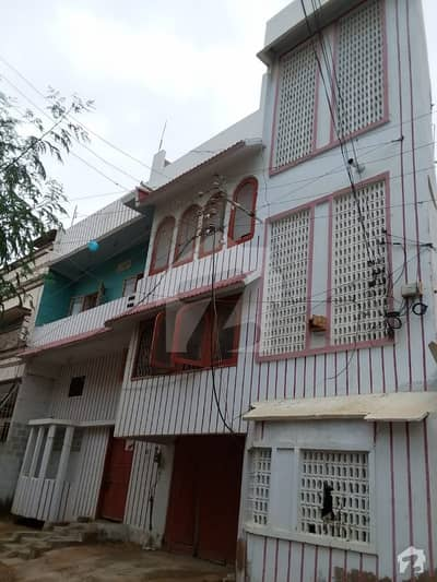 انڈس مہران سوسائٹی ملیر کراچی میں 5 کمروں کا 8 مرلہ مکان 1.8 کروڑ میں برائے فروخت۔
