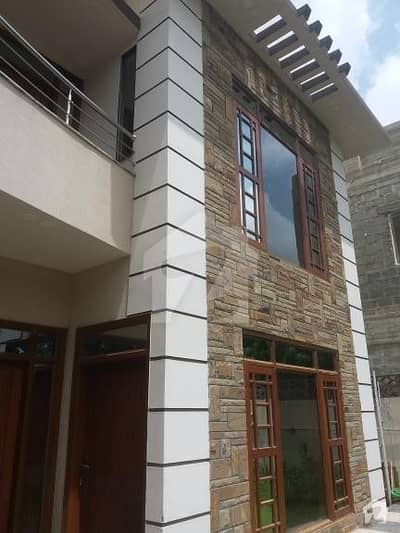 400 Sq Yd Double Storey Brand New House Lease