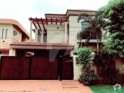 10 Marla New Spanish Design 4 Beds Full Bungalow In Dha Phase 4 Lahore