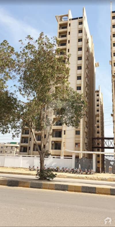 Saima Palm 3 Bed Dd Furnished Flat For Sale