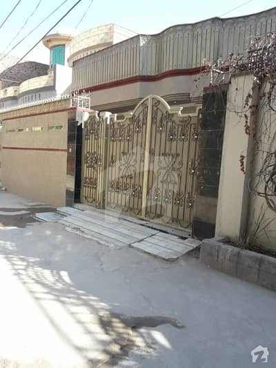 10 Marla Single Storey House For Sale In Irshad Abad