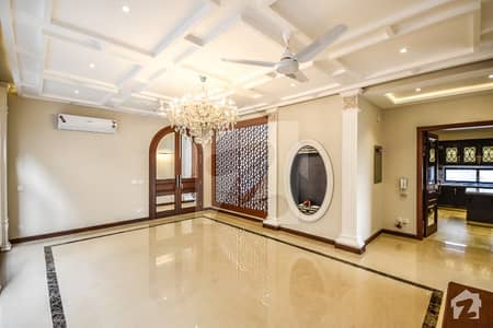 One Kanal Brand New Victoria Style House Very Reasonable Price At Top Location