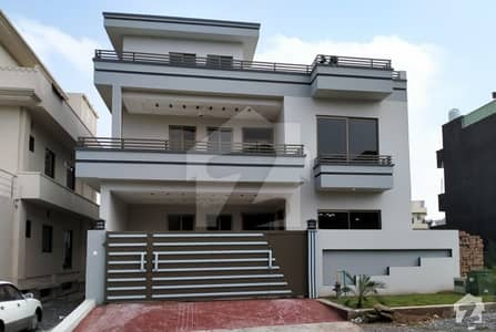 Margalla View Double Storey New House For Sale