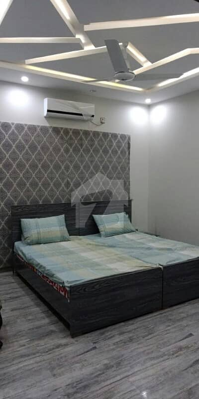A Beautiful Furnished Ac Room Available For Rent