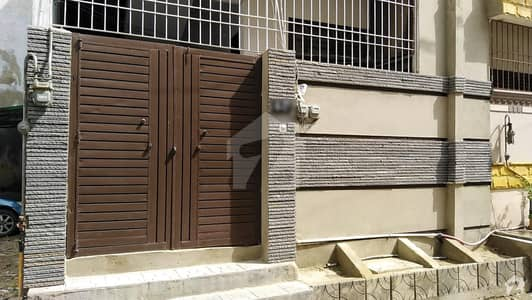 60 Sq Yard G+1 Floor House For Sale In 12 Block Of Gulistan E Jauhar Karachi