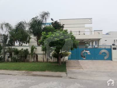 1 Kanal House For Sale In Kaghan Block Of DC Colony Gujranwala